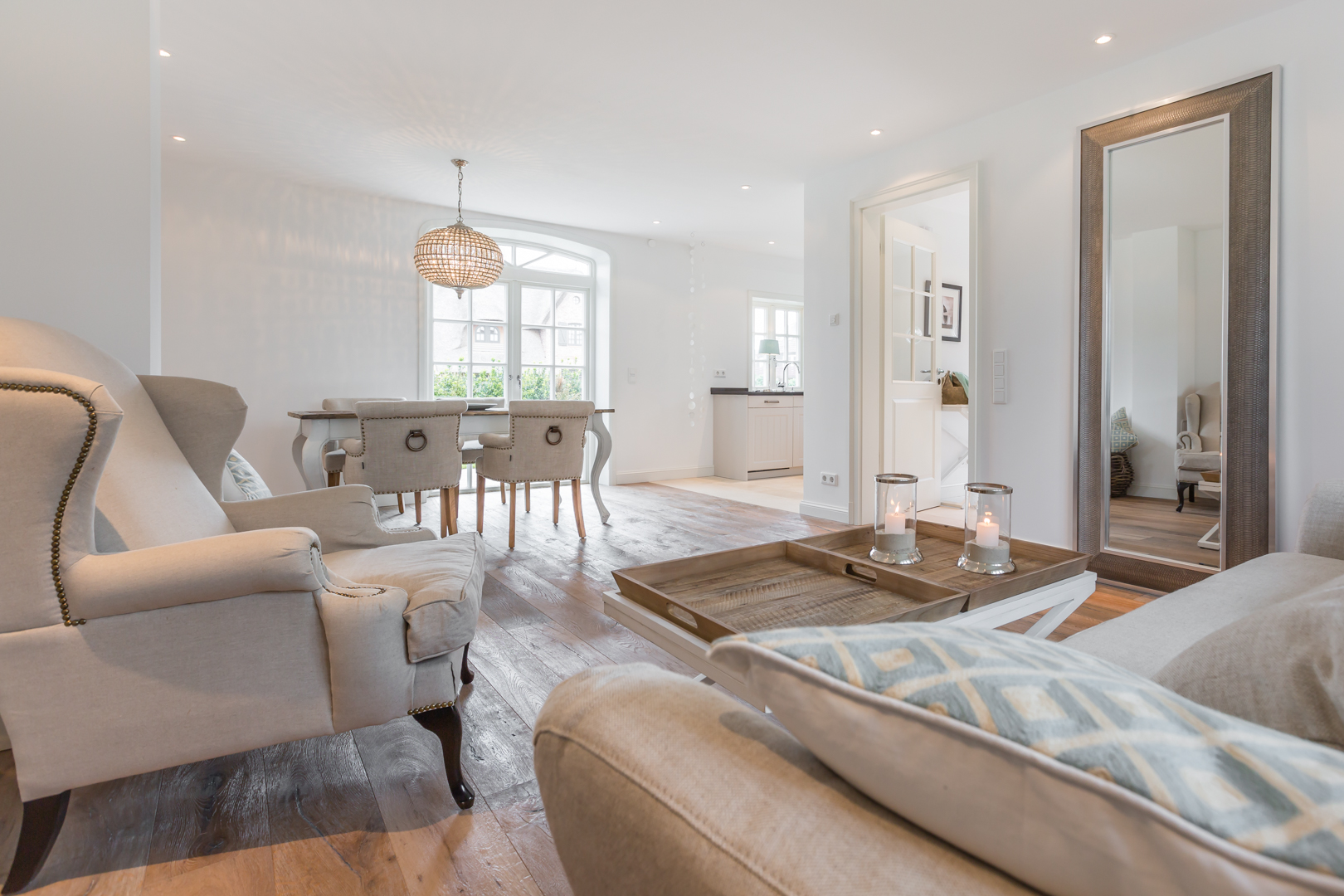 Home staging reetdachhaus auf sylt immofoto sylt for Interieur 050
