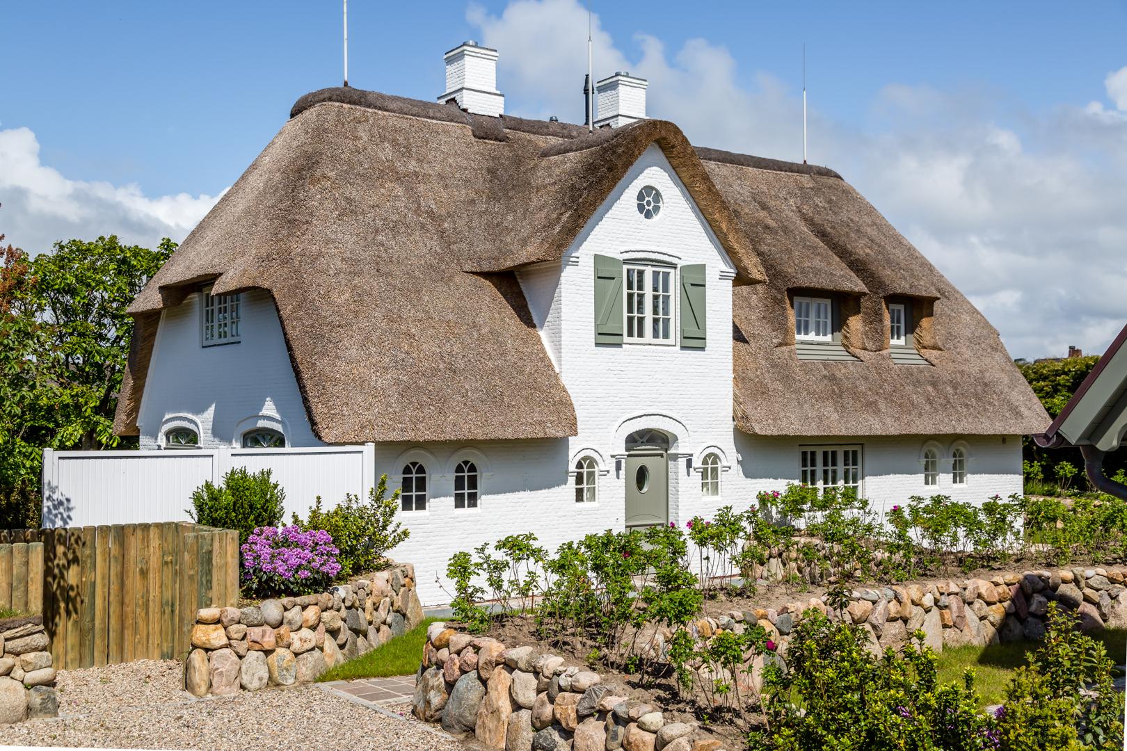 Home staging reetdachhaus auf sylt immofoto sylt for Designhotel sylt