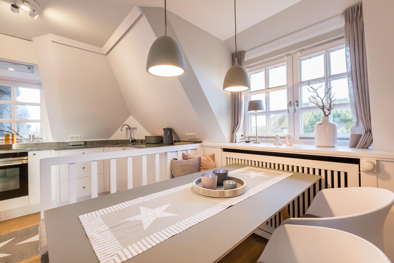 scandi style ferienwohnung in keitum immofoto sylt. Black Bedroom Furniture Sets. Home Design Ideas
